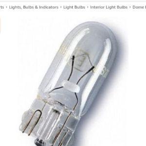 Auto Bulbs Car Side Light