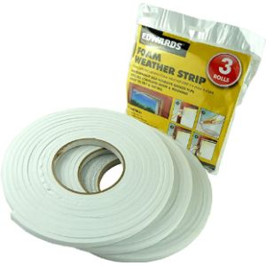 Value 4 Money Draft Excluder Roll