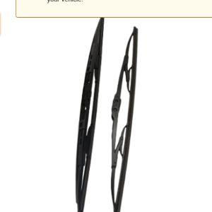 Hook Type Wiper Blade