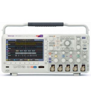 Tektronix Digital Phosphor Oscilloscope