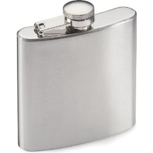 Shop Of Accessories® Stainless Steel Whisky Flasks