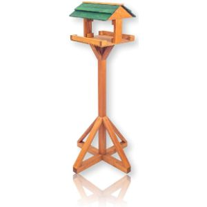 The Hutch Company Anti Squirrel Bird Table