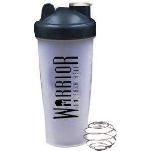 Warrior Supplements Drink Shaker Bottle