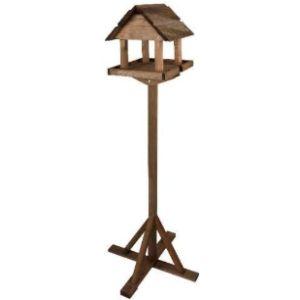 Kingfisher Premium Wooden Bird Table