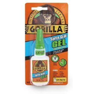 Gorilla Dry Time Super Glue Gel