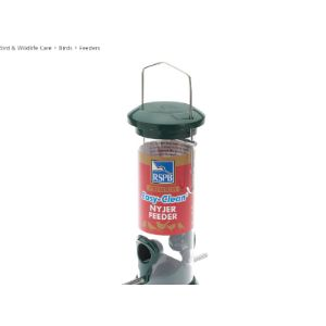 Rspb Niger Seed Bird Feeder