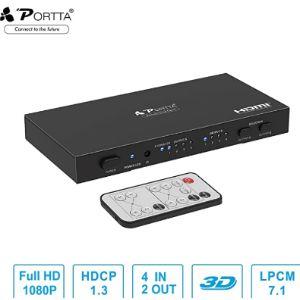Portta Dish Tv Remote Control
