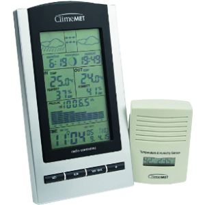 Climemet Outdoor Led Thermometer