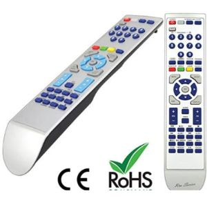 Rm Series Cars Tv Remote Control