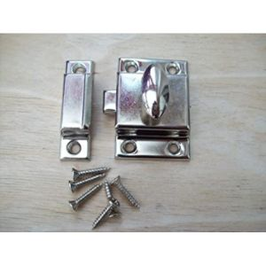Ironmongery World Chrome Door Catch