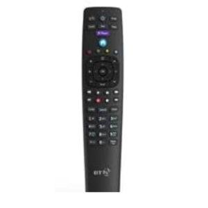 Bt Problem Tv Remote Control