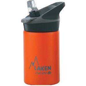 Laken Orange Stainless Steel Water Bottle