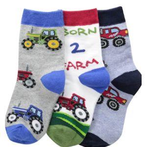 Jefferies Socks Boy Chart Sock Size