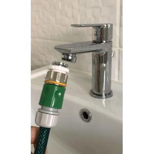 Every Drop Is Precious Kitchen Sink Adapter Garden Hose