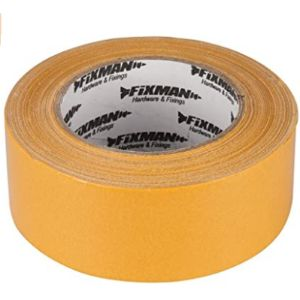 Silverline Double Sided Rug Tape