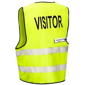 Thesecuritystore Visitor Safety Vest