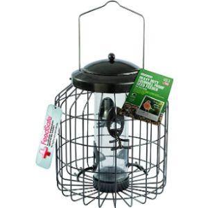 Gardman Caged Fat Ball Bird Feeder