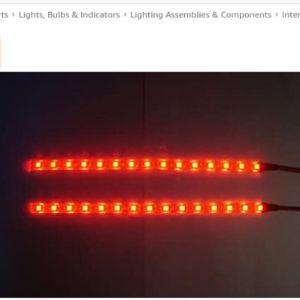 Neonstyling Fitting Car Interior Light