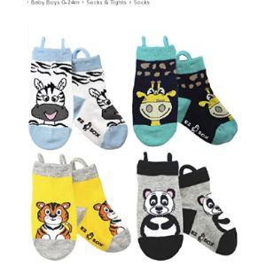 Ez Sox Zebra Sock