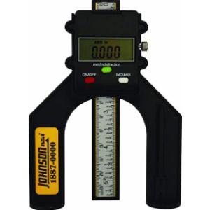 Johnson Level & Tool Pin Depth Gauge