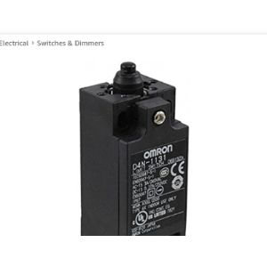 Omron Industrial Limit Switch