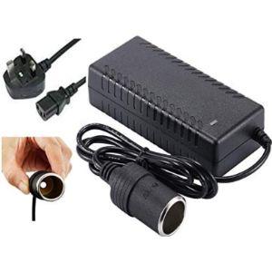 Bw Cigarette Lighter Power Adaptor
