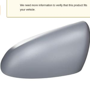 Doctorauto Cover Replacement Car Mirror