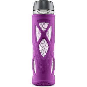Zulu Oz Glass Water Bottle