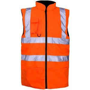 Visit The Myshoestore Store Orange Reflective Safety Vest