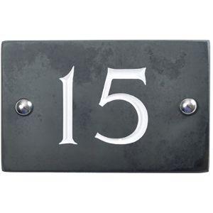Brick House Number