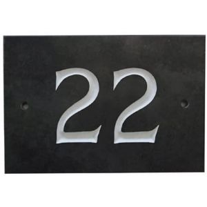 The House Nameplate Company Location House Number