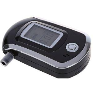 Police Digital Breath Alcohol Tester Breathalyzer