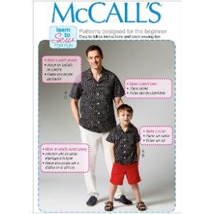 Mccall'S Patterns Trace Number 8