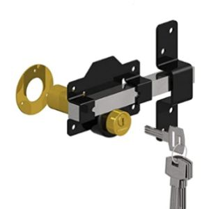 Gatemate Drill Bit Door Latch