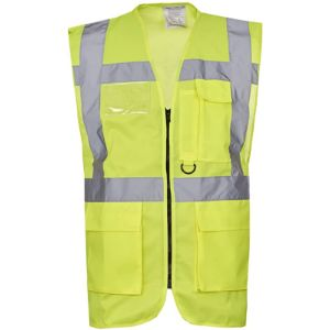 Rg Clothing Funny Safety Vest