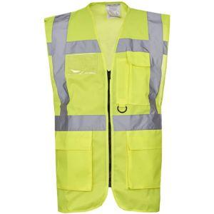 Rg Clothing Radio Pocket Safety Vest