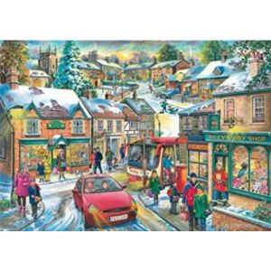 The House Of Puzzles Jigsaw Homes
