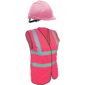 Eukk Hard Hat Safety Vest