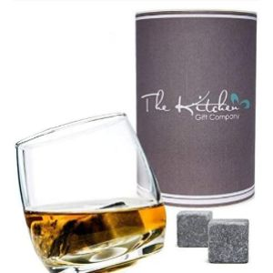 Gift Glass Whiskey Stone