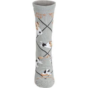 Wheel House Designs Sock Fox