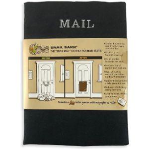 Snail Sakk Letterbox Draft Excluder