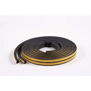 Quantum Garden Draught Excluder Rubber Seal