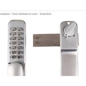 Flameer Deadbolt Combination Lock