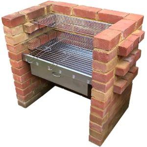 Sunshinebbqs Brick Pizza Oven Kit