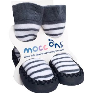 Mocc Ons Soft Stretch Cotton Sock