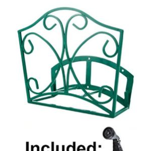 Quality Choices Decorative Wall Mount Hose Holder
