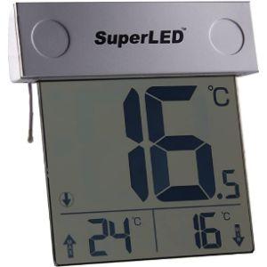 S4U Outdoor Indoor Digital Thermometer