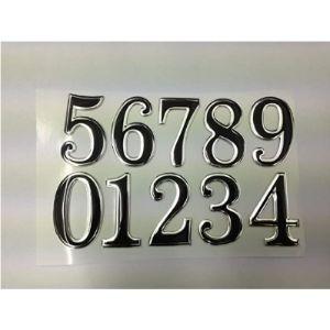 House Number Letter