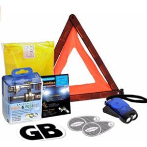 Emergency Kit Warning Triangle