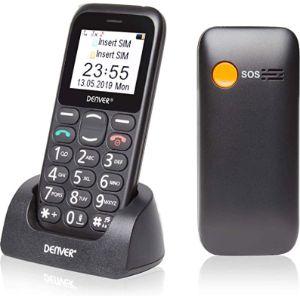 Denver Emergency Button Mobile Phone